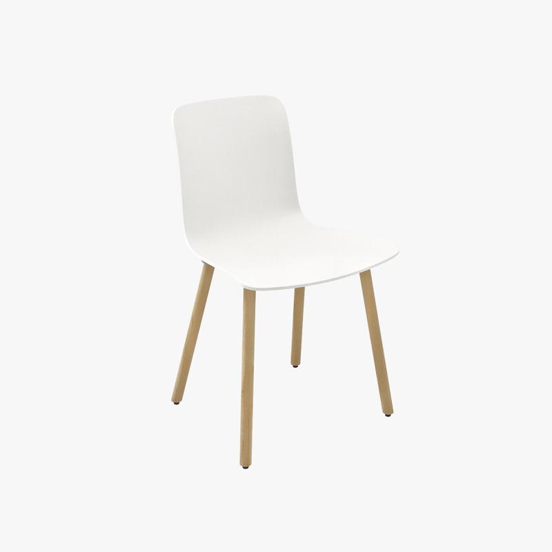 jasper hal chair office 3d obj