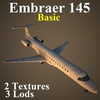 embraer basic 3d max