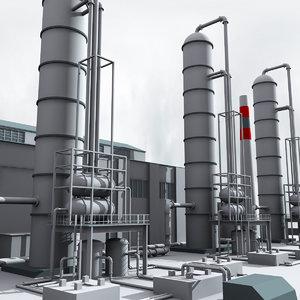 3ds refinery unit