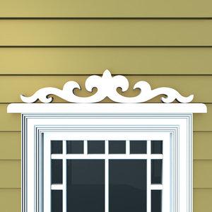 window header max