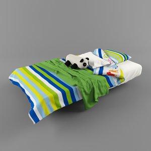 children bed max