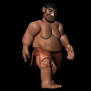 caveman 3d ma