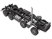 Truck Chassis 8X4