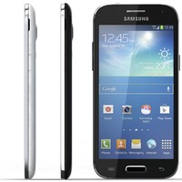 Samsung Galaxy Core Lte White And Black