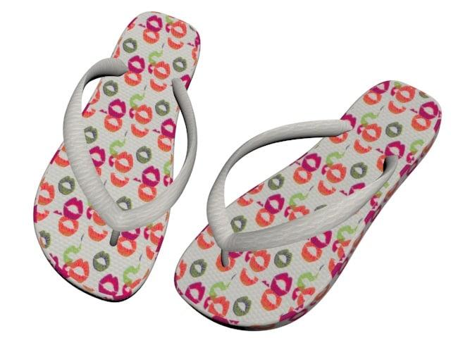 3d flip-flops havaianas brazil