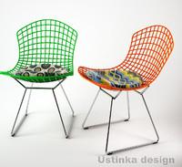 geometric chair max