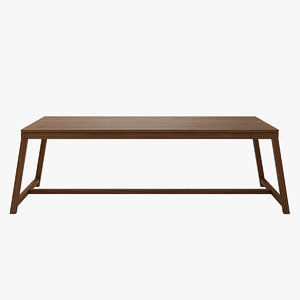 zeitraum nyord table 3d model