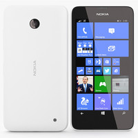 Nokia Lumia 630 635 White
