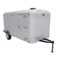 tow container trailer