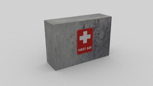 firstaid 3d 3ds