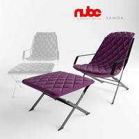 NUBE Samoa lounge chair