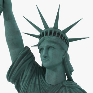 statue liberty 2 3d 3ds