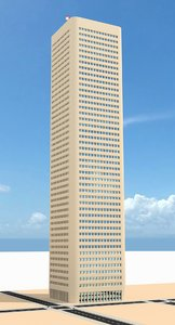 obj skyscraper nr 24