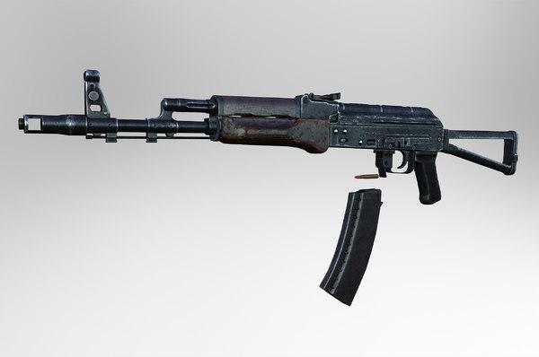 kalashnikov assault rifle ma