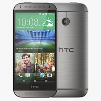 3d model htc mini 2 gunmetal