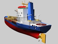 c4d chemical tanker ship