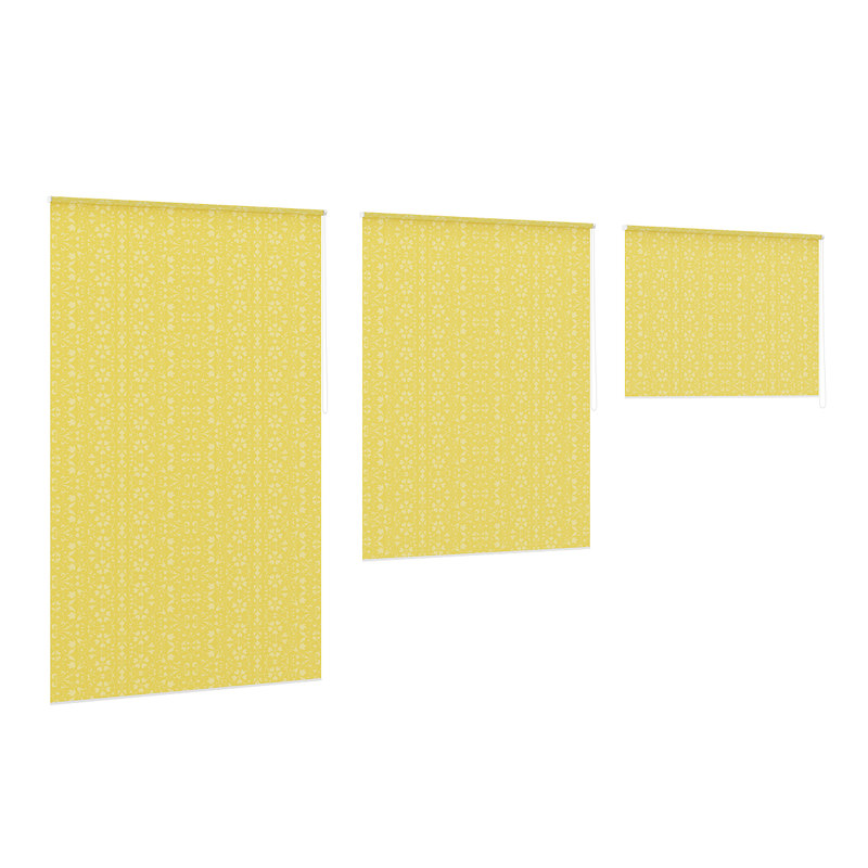3ds max yellow window blinds