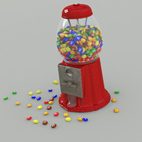 m&m machine