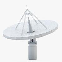 3d model radar