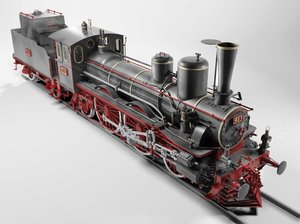 max steam locomotive 1893 orleans