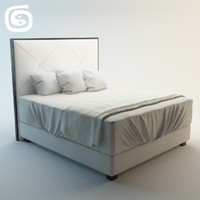 3d model platinum treca