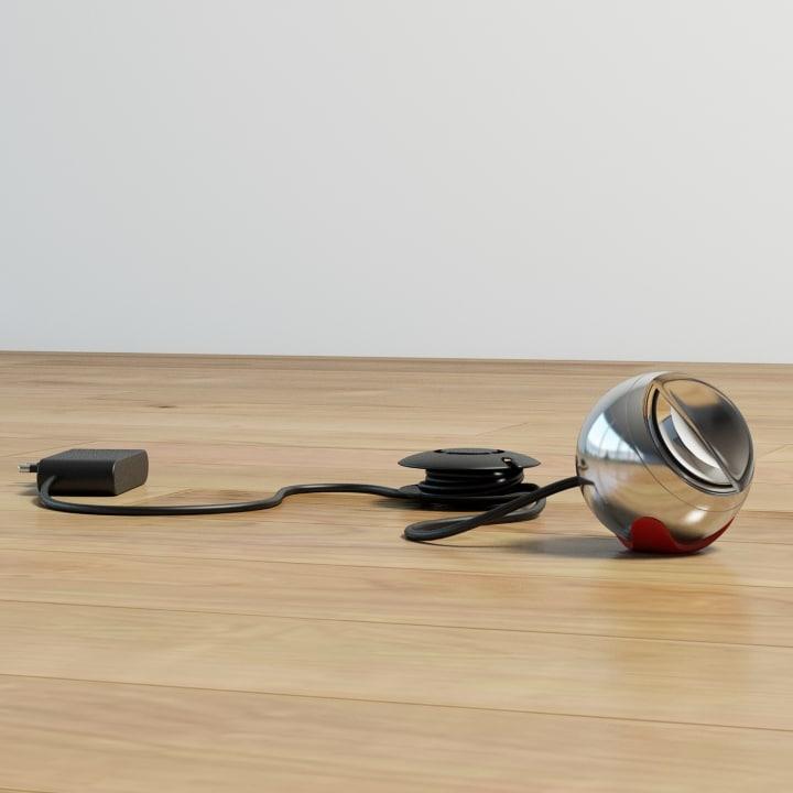 max falling love lamp