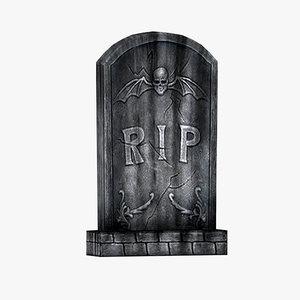 grave stone max