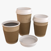 Coffee Cups 04
