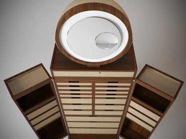 3d model oro giorgetti