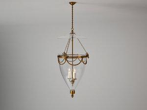 3ds osterley globe lantern vaughan