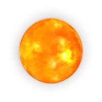 3ds max sun