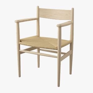 max chair hans j wegner
