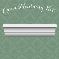 Crown Moulding Kit 1