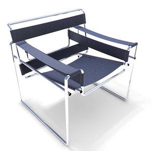 chair 3d model