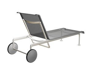 adjustable chaise lounge 3d max