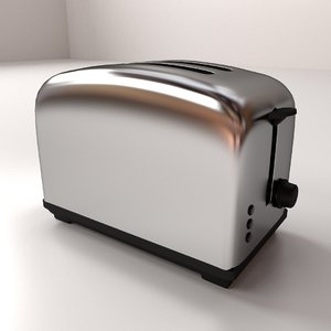 3ds max toaster toast