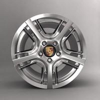 max porsche car alloy 5r19
