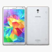 Samsung Galaxy Tab S 8.4 & LTE Dazzling White