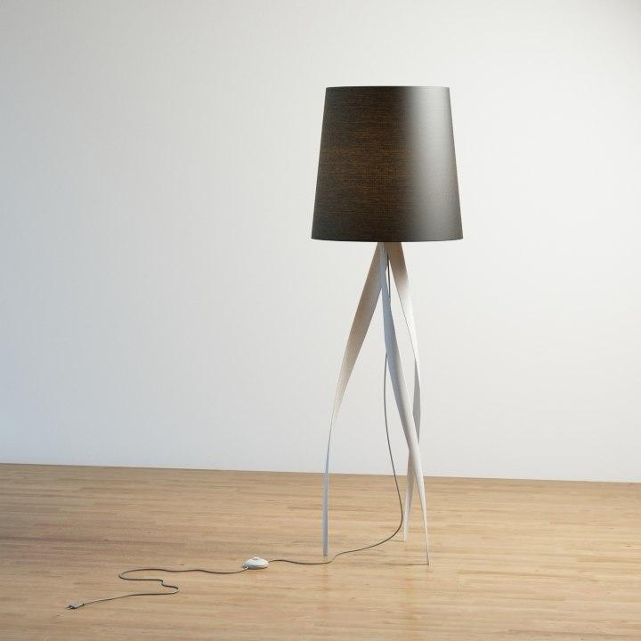 3d medusa lamp for Medusa light fixture