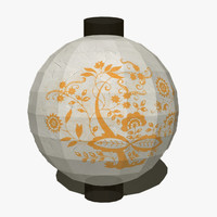 Circle Paper Lantern