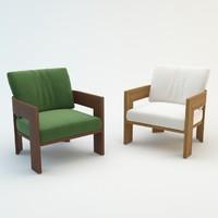 warhol armchair max