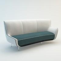 mio sofa 3d model