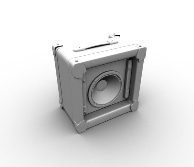 amplifier 3d max