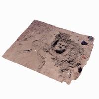 Beach Sand Art Scan