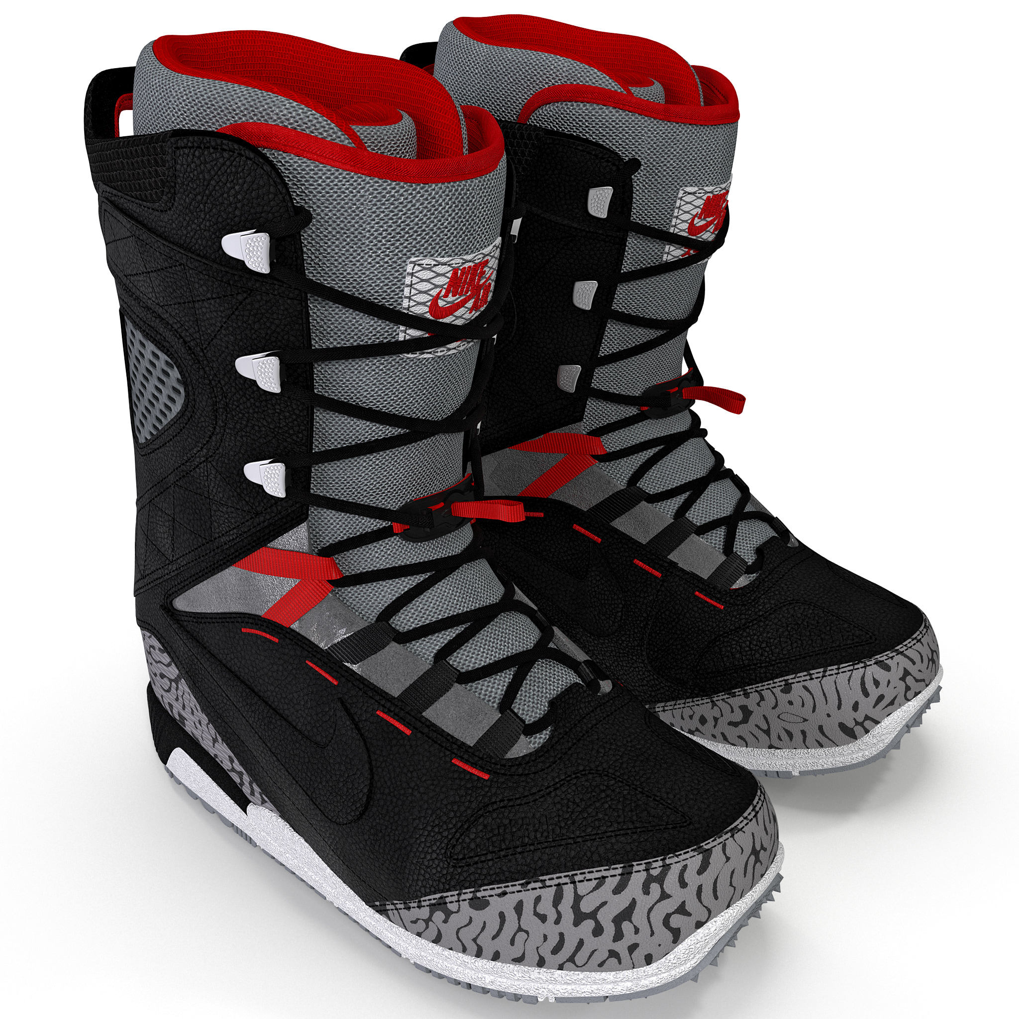 snowboarding boots nike zoom 3d 3ds