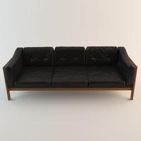 3d monte carlo design sofa model