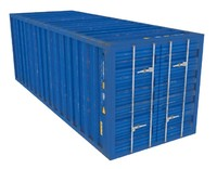 3d large container