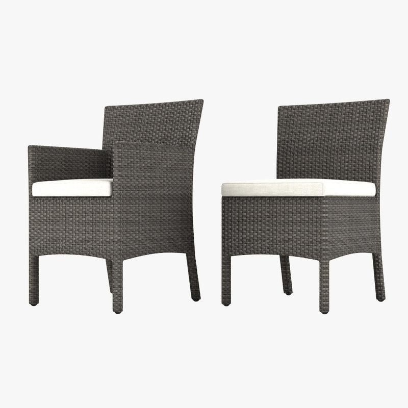 lounge chairs 3d max