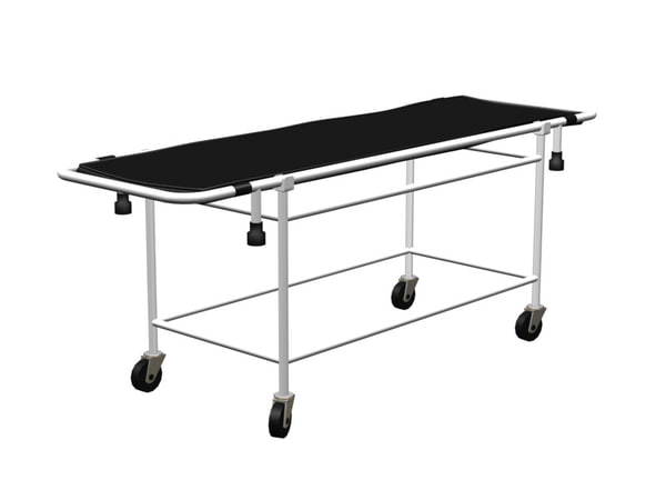 3ds max stretcher trolley