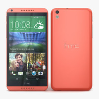 htc desire 816 red max